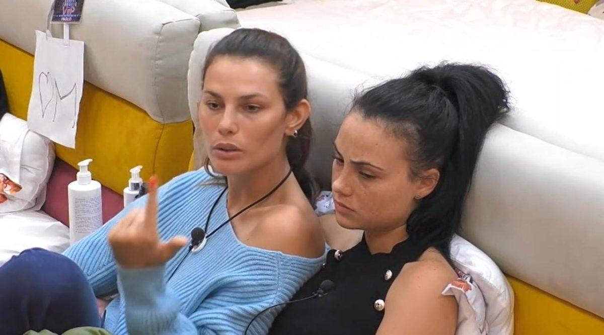 GF Vip, Stefania contro Dayane: vuole il potere su Rosalinda