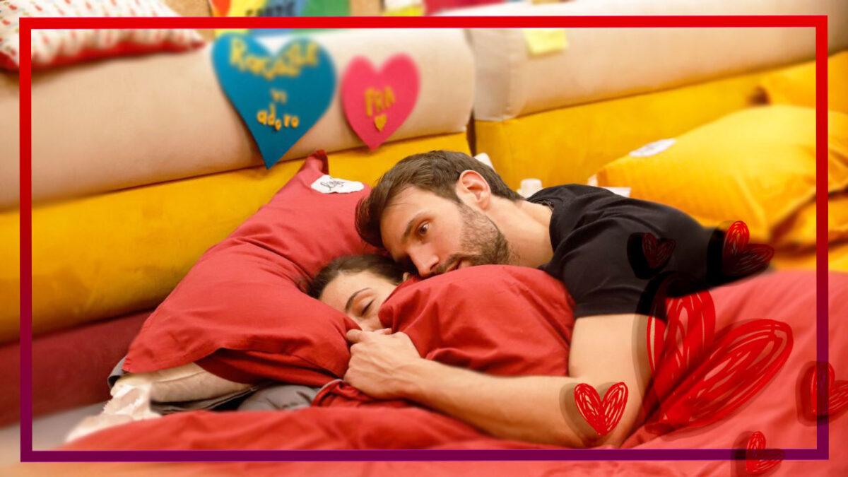 "GF Vip: Zenga-Rosalinda, ""minacce"" d'amore"