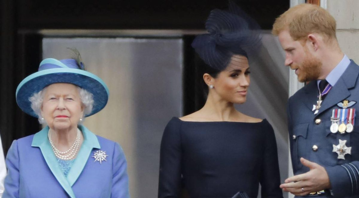Harry e Meghan: la risposta della regina Elisabetta II