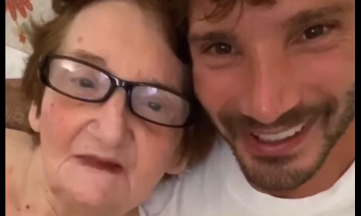 Stefano de Martino, grave lutto: è morta nonna Elisa