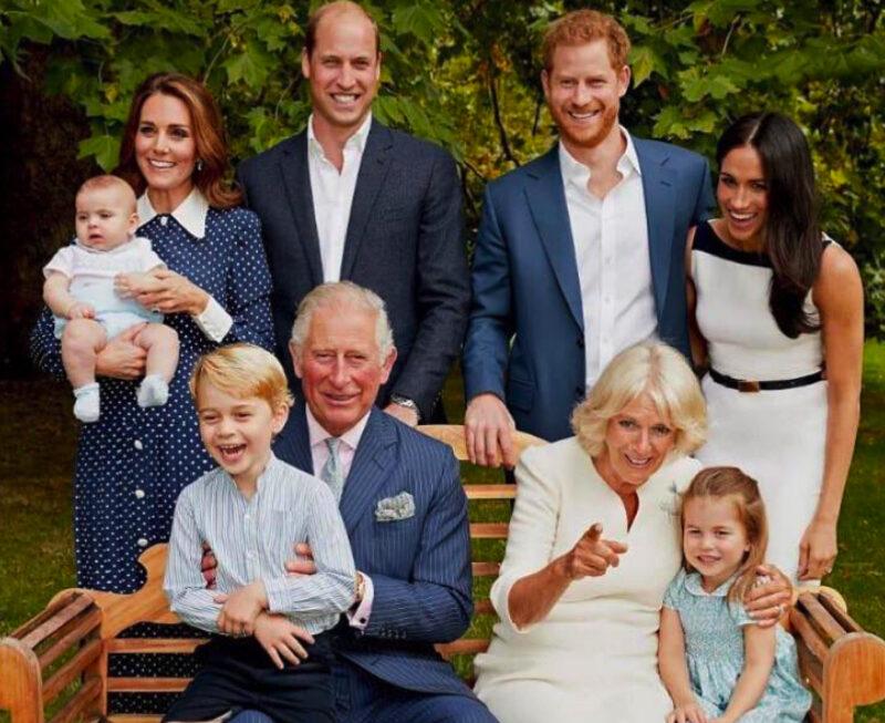 Royal family, Kate ha fatto riunire Carlo e a William?