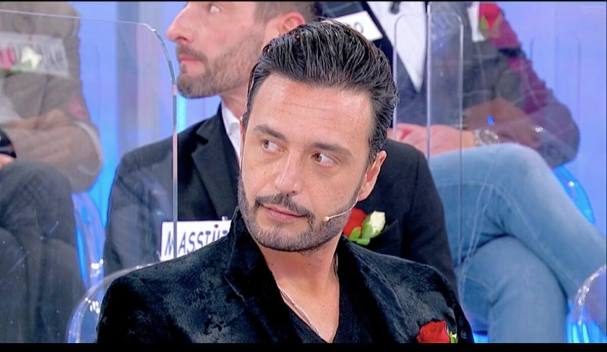 """Uomini e donne: Armando Incarnato: """"Ha senso che io resti?"""""""