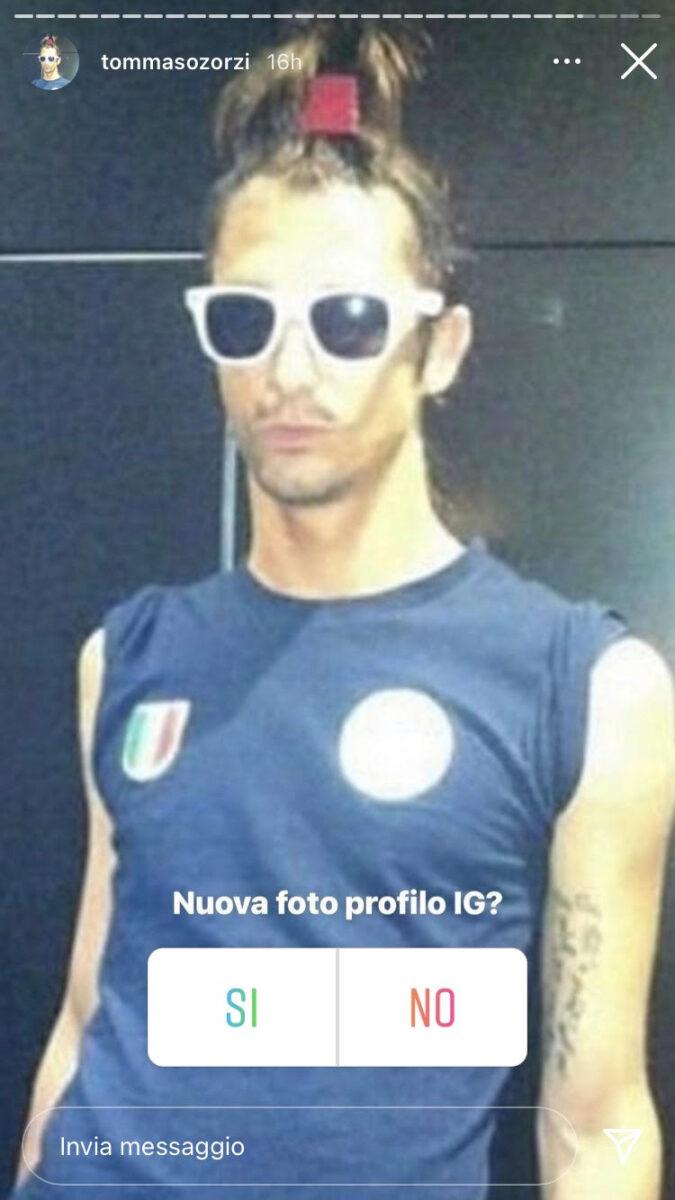 18.15 – Tommaso Zorzi e Francesco Oppini si prendono in giro su Instagram