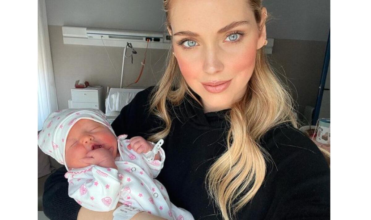 Chiara Ferragni offesa dopo il parto da una giornalista