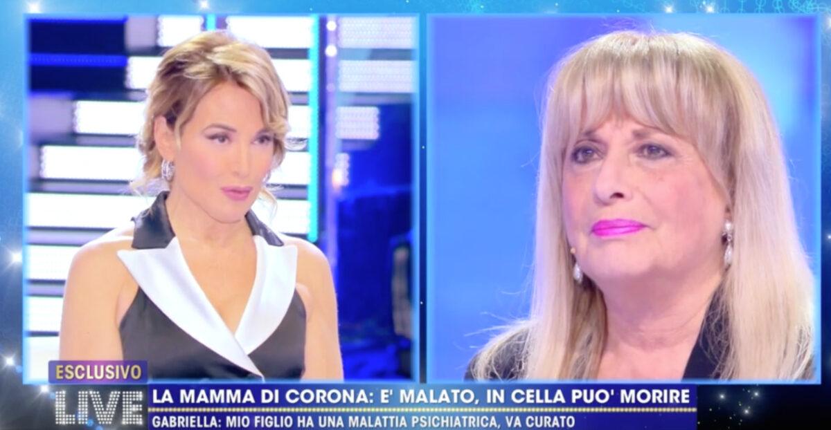 Live, Fabrizio Corona in carcere rischia la vita