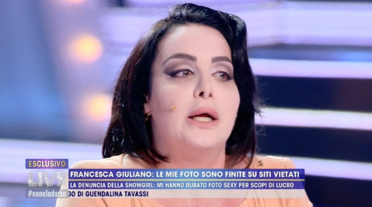Foto-Francesca-Giuliano-Live-Non-E-La-D-Urso