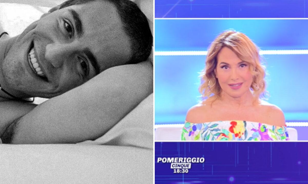 Barbara D'Urso duro scontro con Tommaso Zorzi?