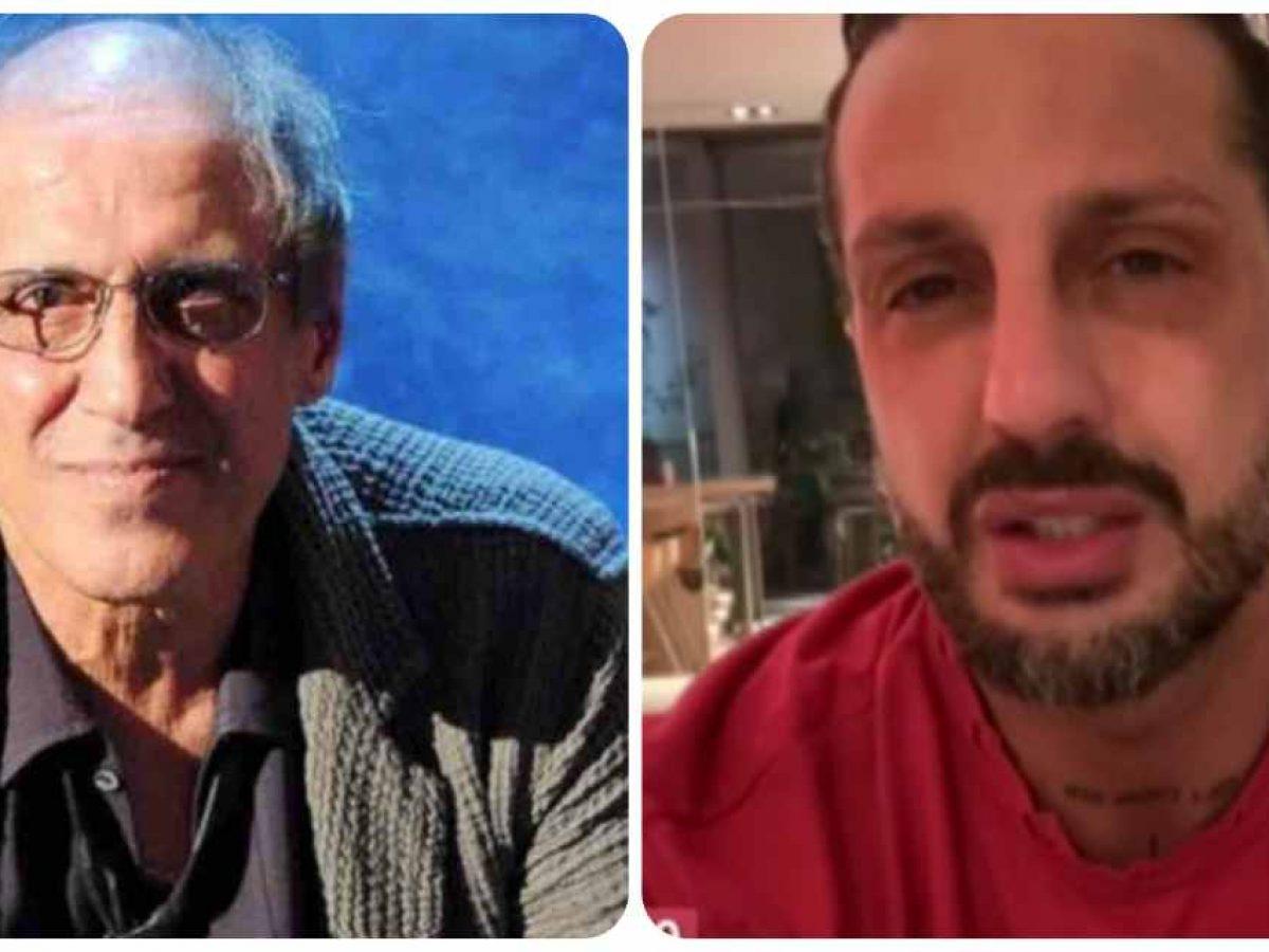 Adriano Celentano a sorpresa difende Fabrizio Corona