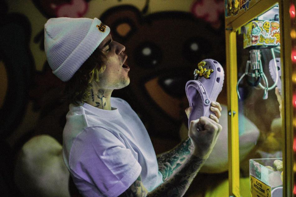 Crocs x Justin Bieber 1