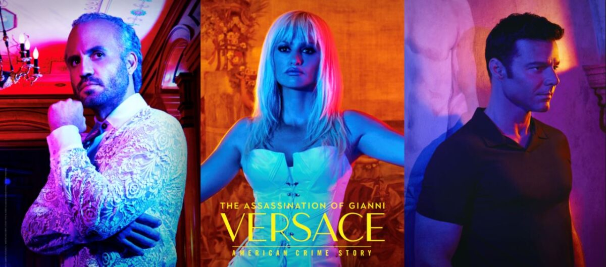 Gianni Versace Crime Story netflix