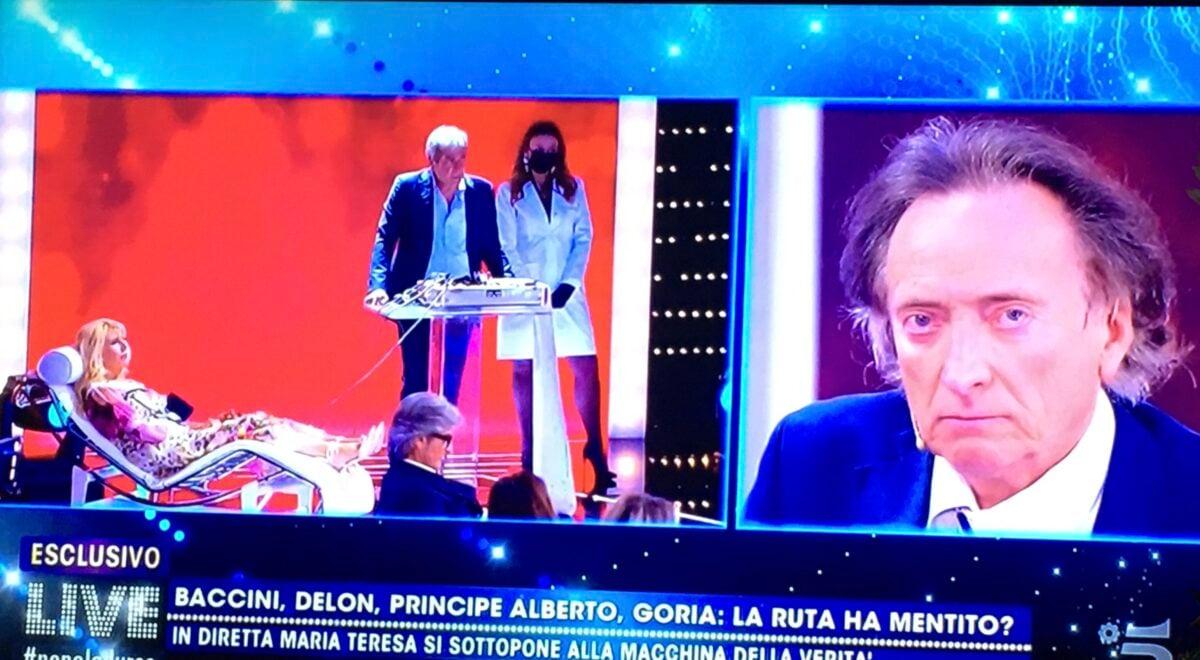 Live: la Ruta ha tradito Goria? La macchina della verità