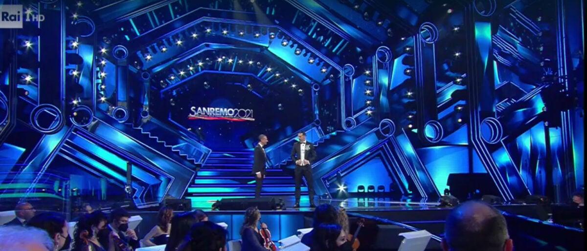 Ibrahimovic-sul-palco-di-Sanremo