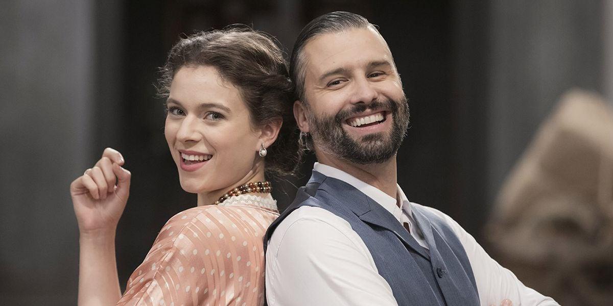 Una Vita, anticipazioni oggi 7 maggio: Felipe e Genoveva preparano le nozze