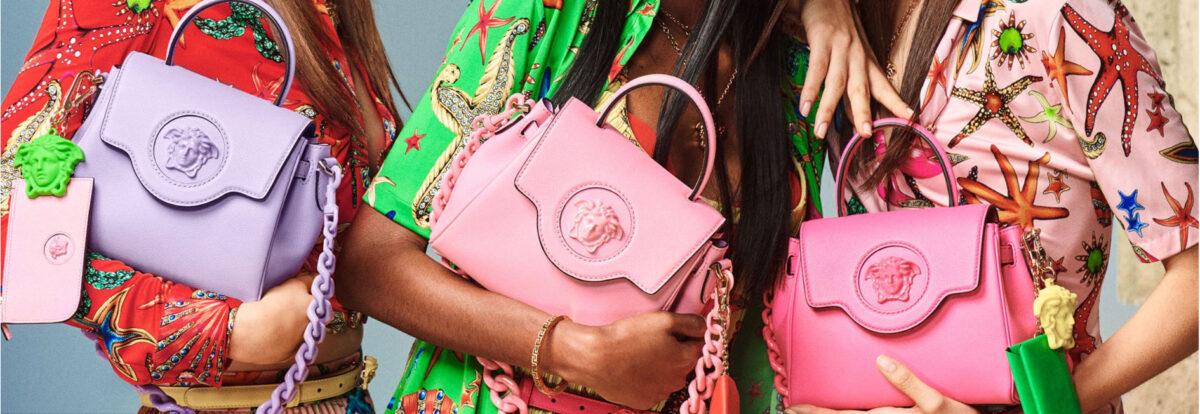 """Versace: """"must have"""" della collezione Primavera/Estate 2021"""
