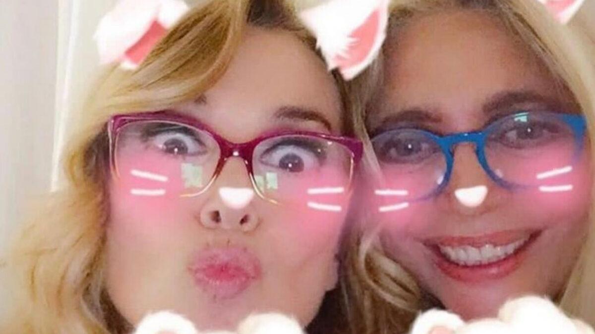 Barbara d'Urso e Mara Venier: domenica insieme