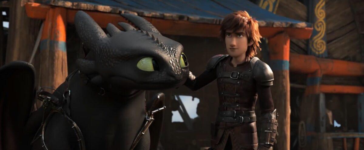 Dragontrainerilmonascosto
