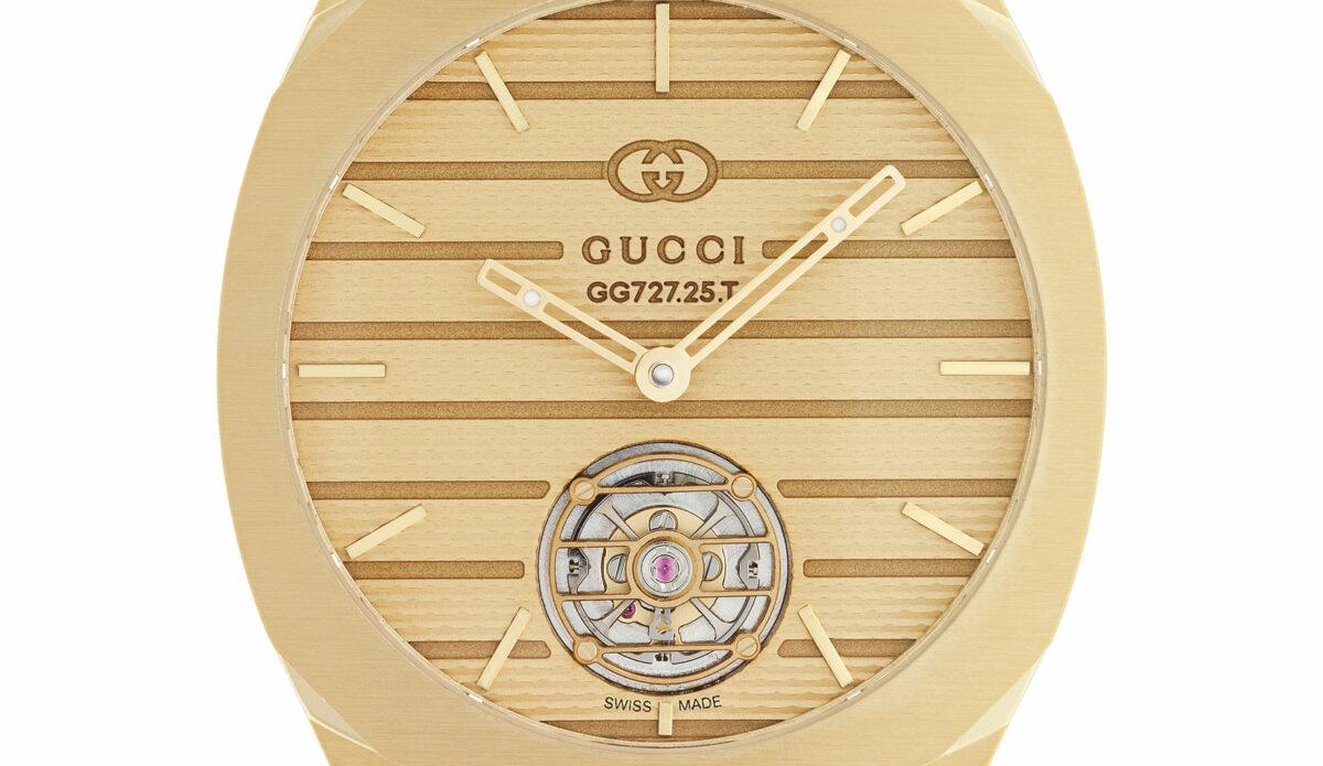 Gucci, il nuovo orologio: prezzo e modello