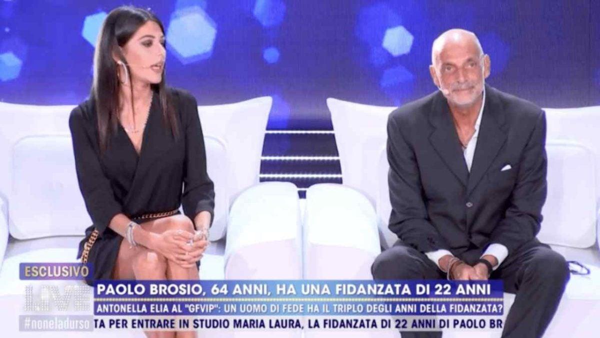 "L'ex di Paolo Brosio accusa Corona: ""Mi ha ingannata"""