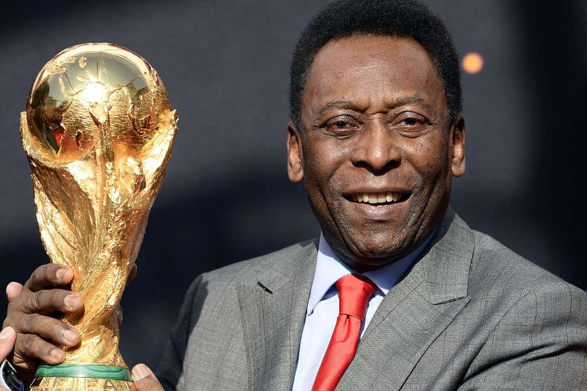 Che tempo che fa: super ospite il grande Pelé