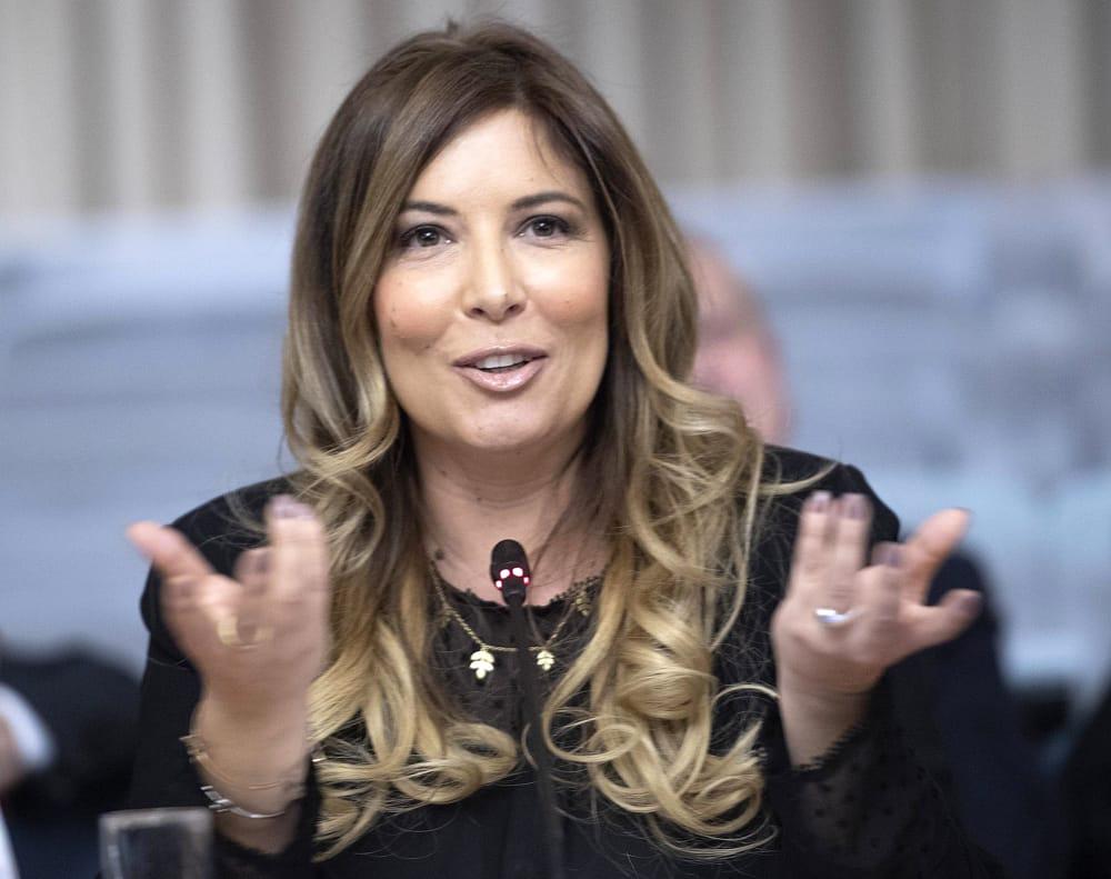 """Selvaggia Lucarelli contro Zorzi: """"Il punto Z"""" troppo autocompiacimento"""