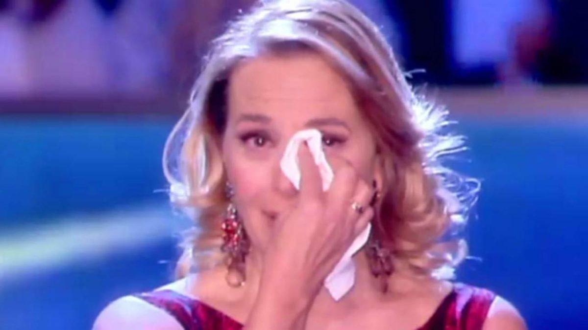 Pomeriggio 5, Barbara d'Urso in lacrime per Luana