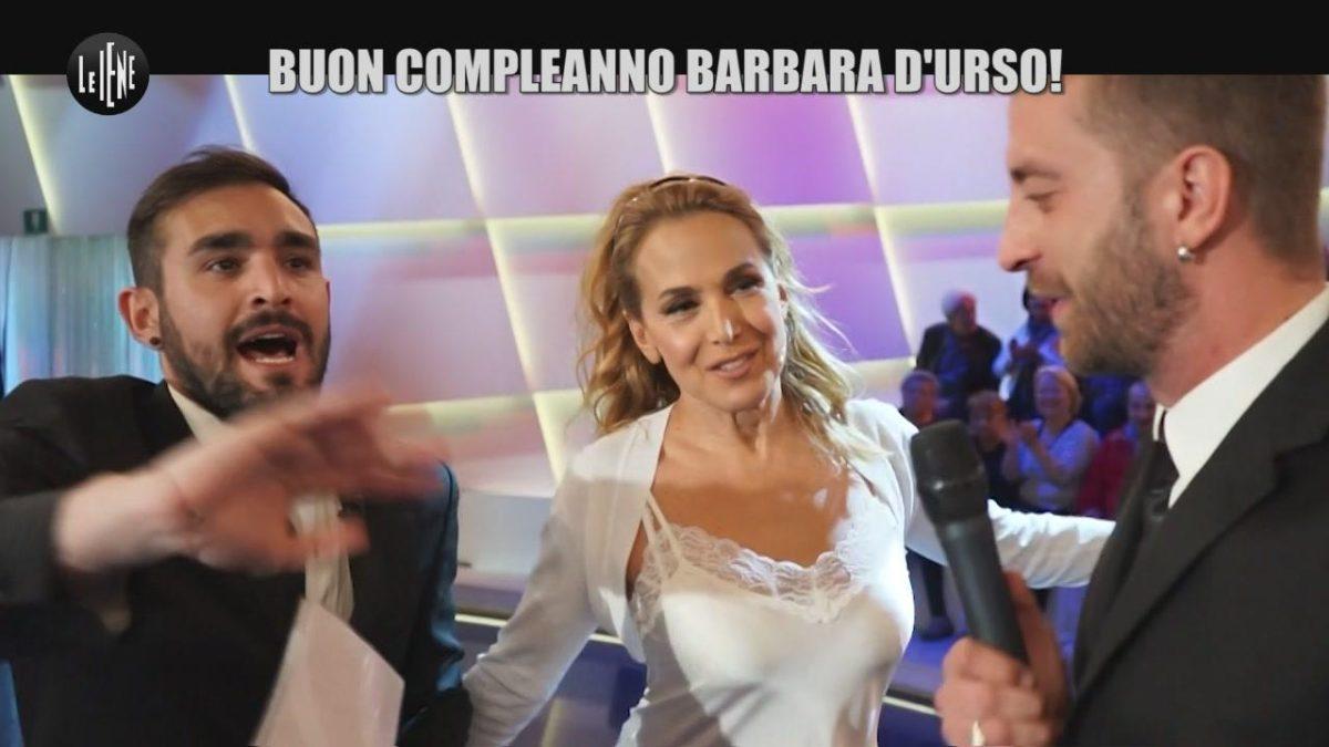Barbara D'Urso: regalo speciale per il compleanno