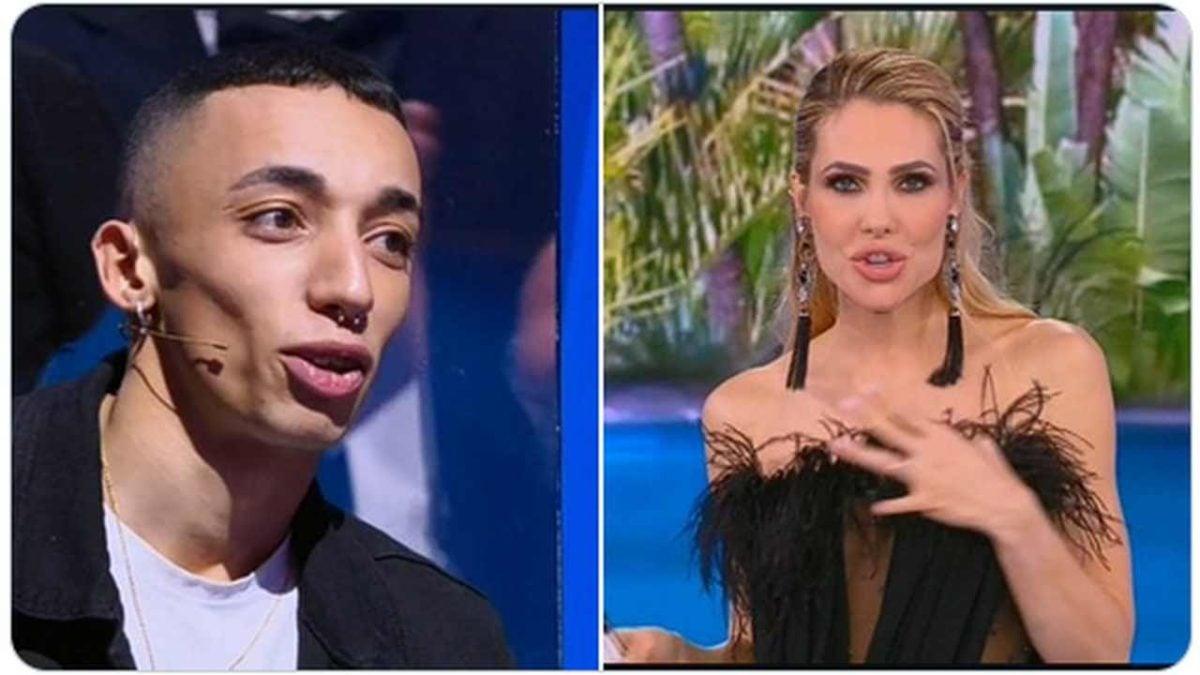 GF Vip: Ilary Blasi raccomanda Jeda
