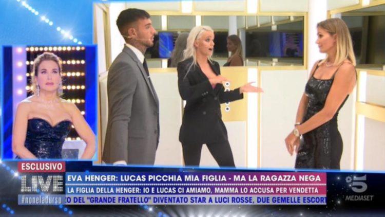 Live-Non-è-la-DUrso-Eva-Henger-Mercedesz-Henger-e-Lucas-Peracchi-1-e1572933927847