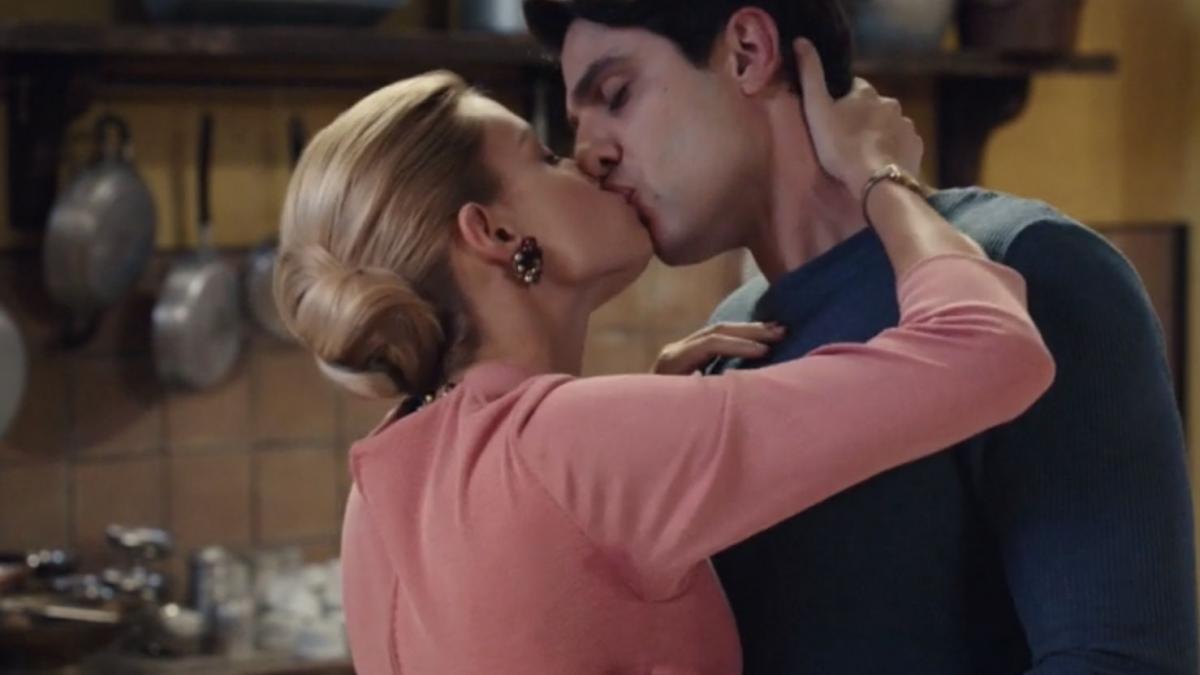 marcello ludovica bacio