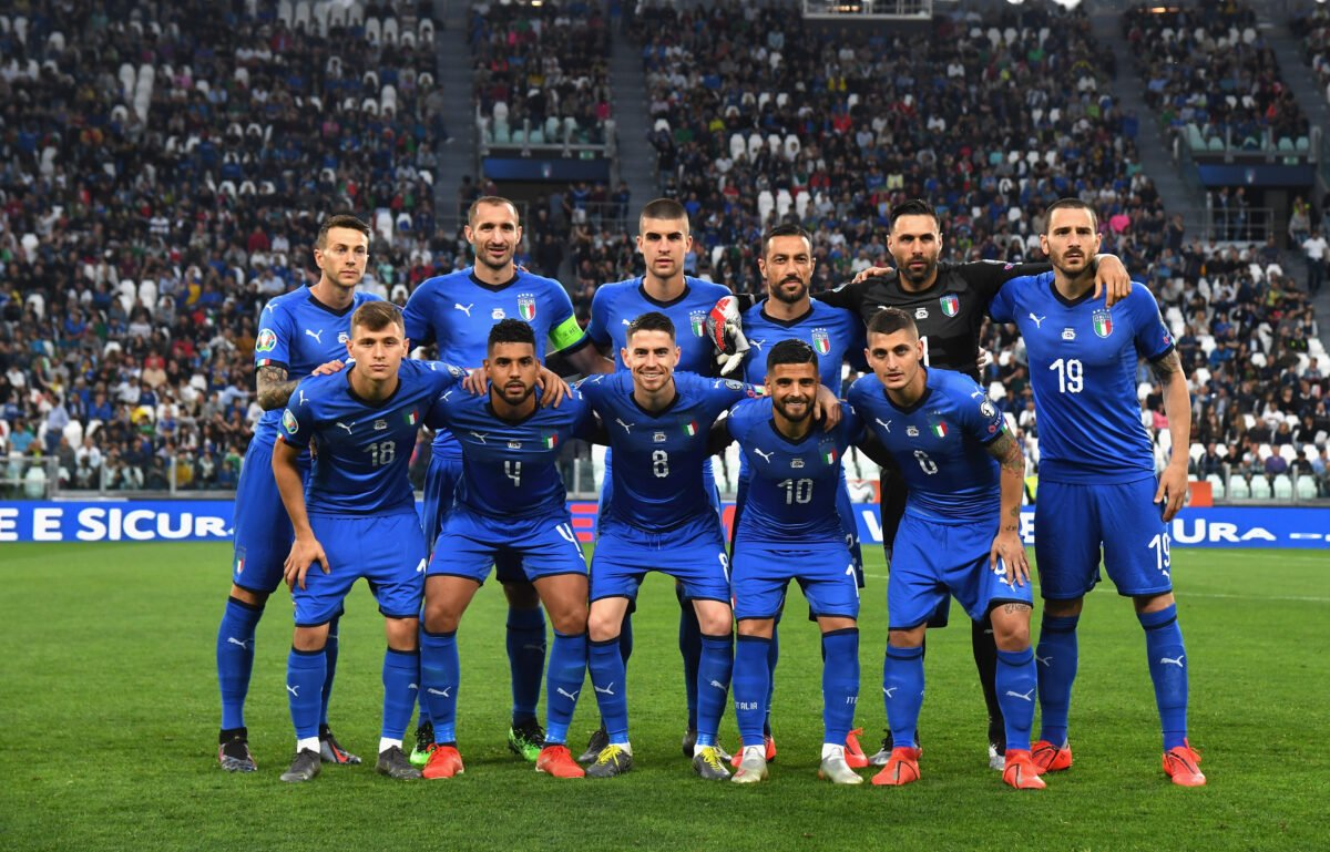 Italy v Bosnia and Herzegovina – UEFA Euro 2020 Qualifier
