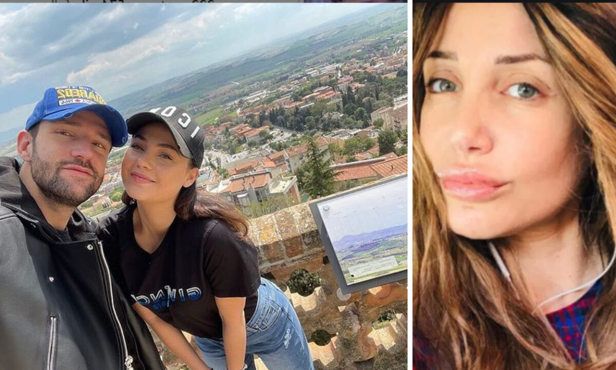 Rosalinda Cannavò e Andrea Zenga attaccati da Deianira