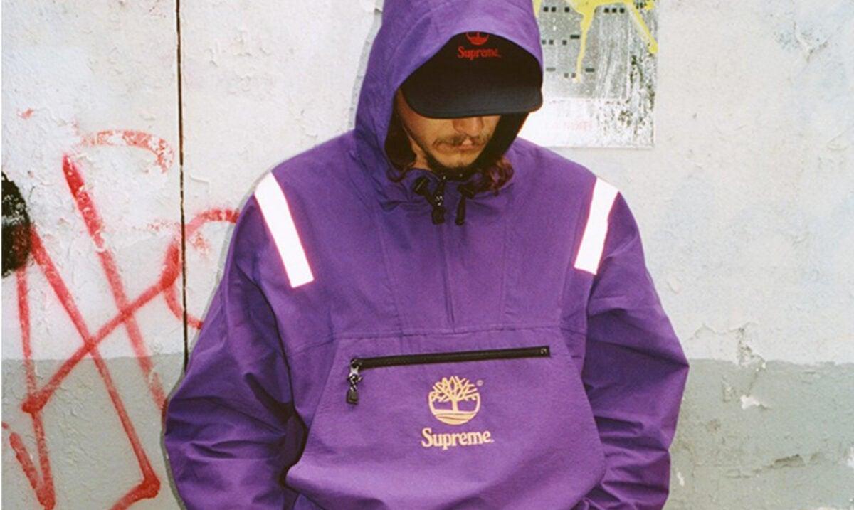 Supreme: nuova collaborazione con Timberland