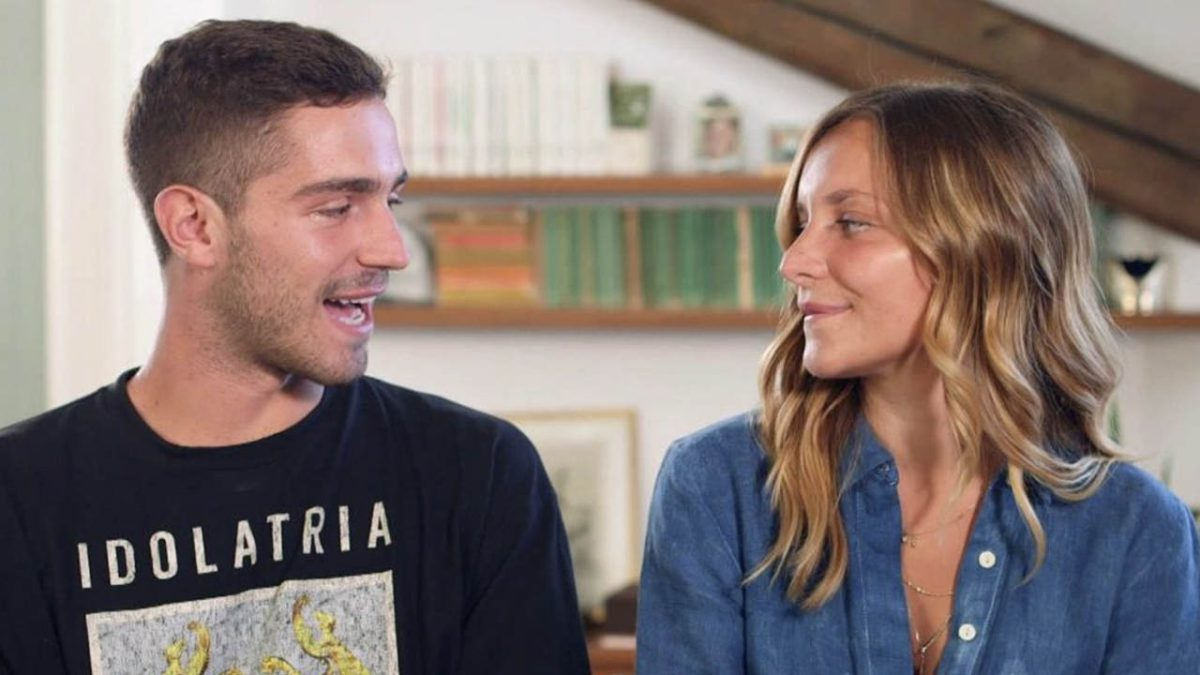 Tommaso Zorzi commenta il coming out della sorella