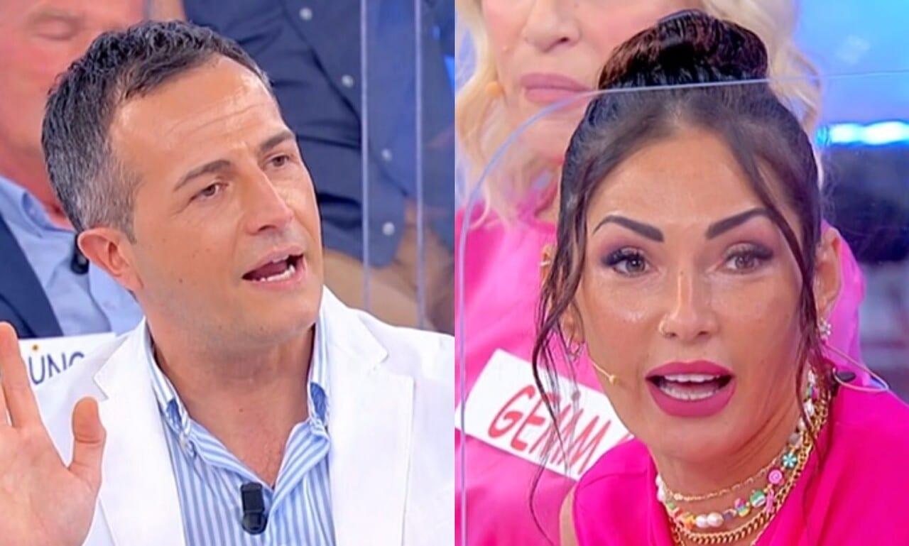 Uomini-e-Donne-Riccardo-Guarnieri-Ida-Platano
