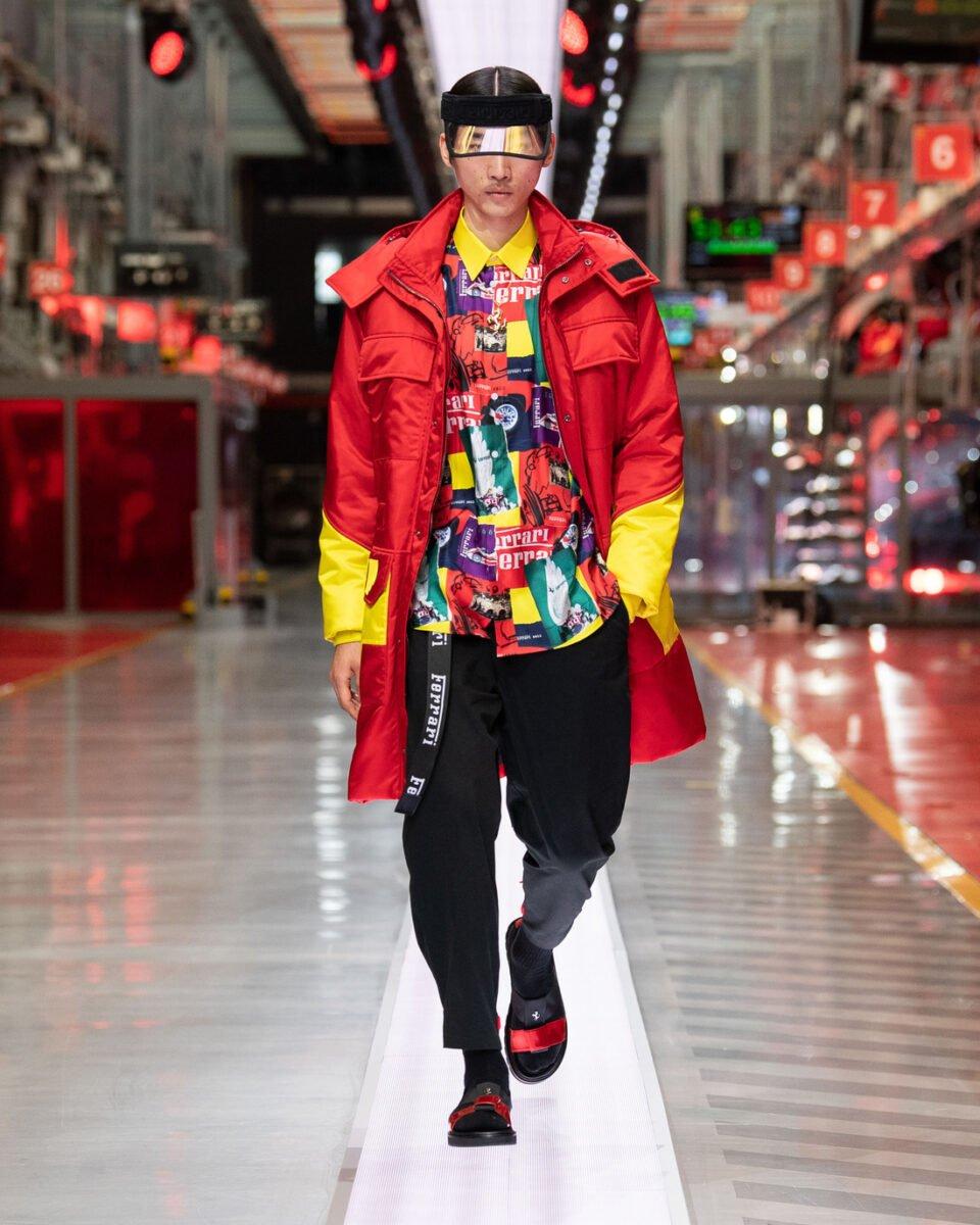 Ferrari Fashion