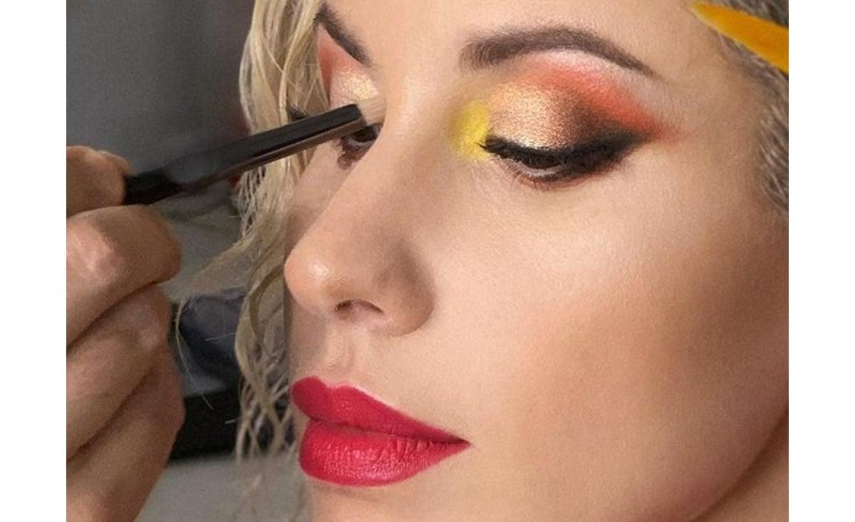 Baby K e Pupa: la nuova linea di Make Up