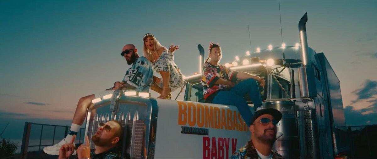 Boomdabash e Baby K: È uscito il video di Mohicani