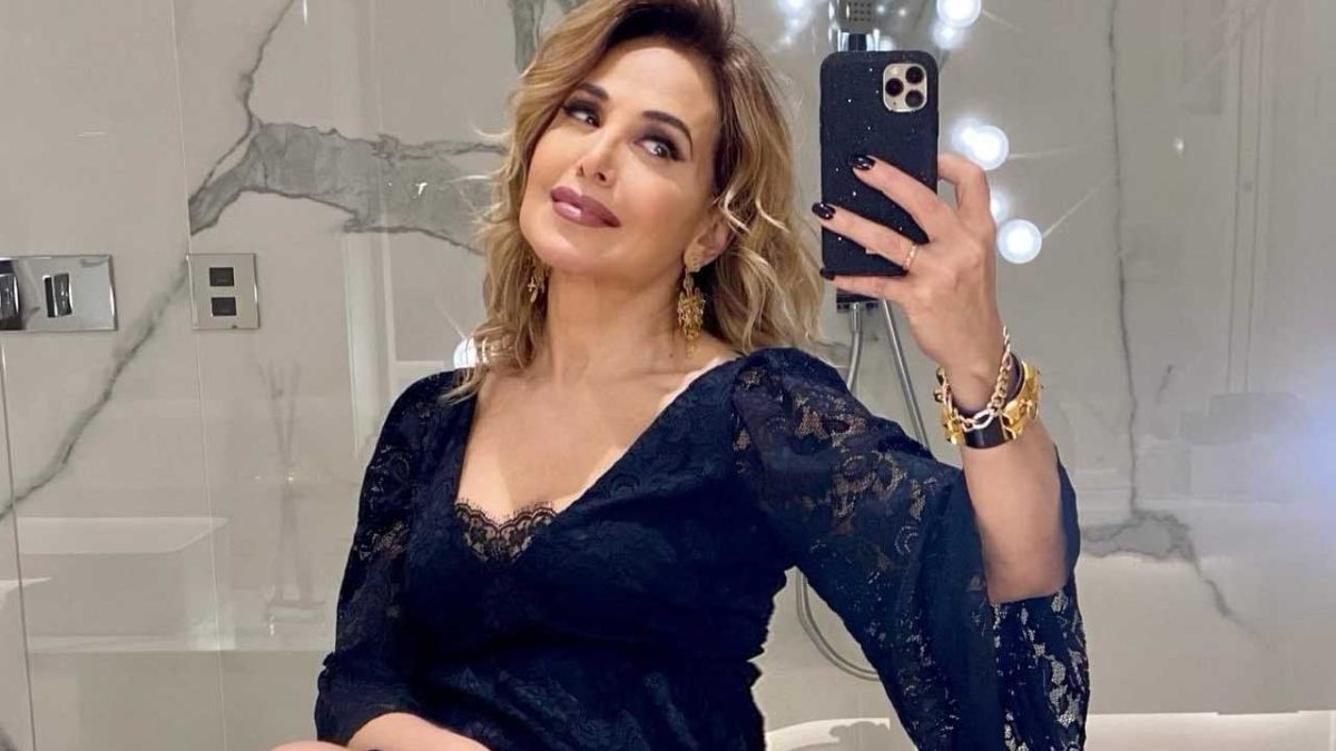 Barbara D'Urso: un ex flirt la sfotte? Le foto