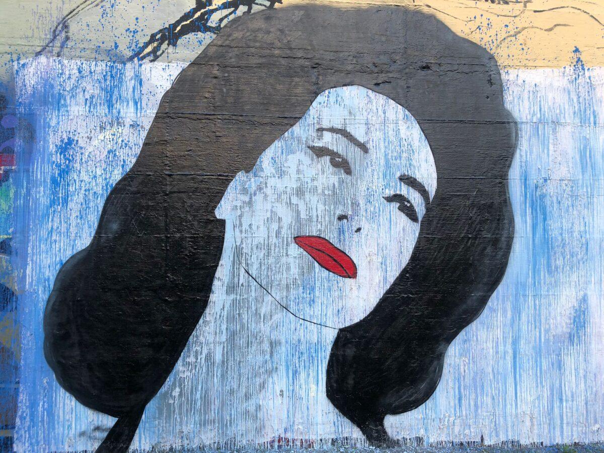 Barbara D'Urso: l'opera d'arte in suo onore