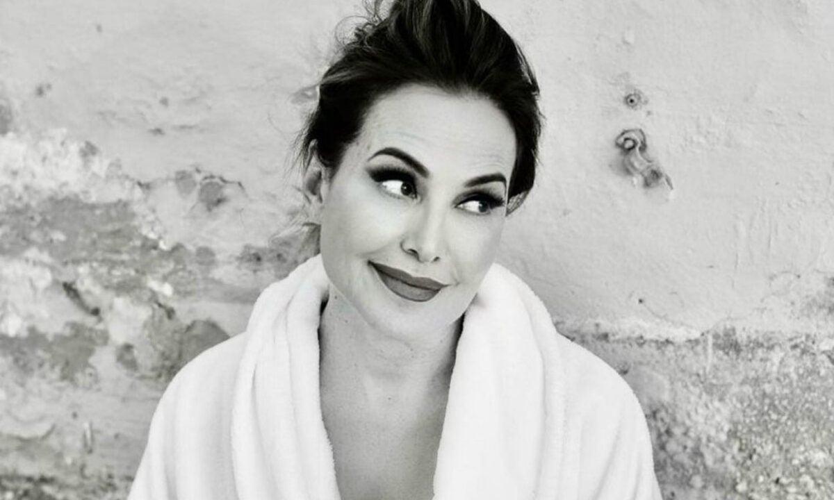 Barbara D'Urso: gli scatti del backstage