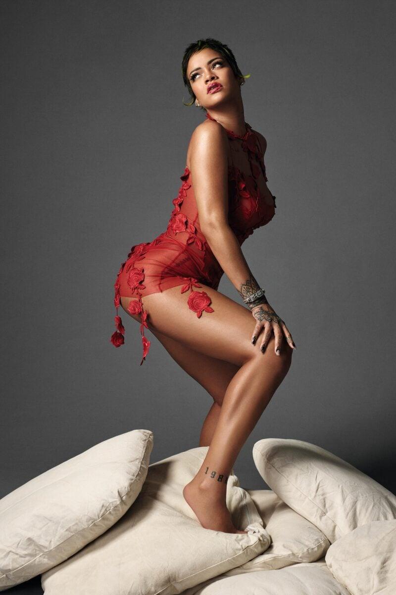 Vogue Italia: Rihanna in copertina