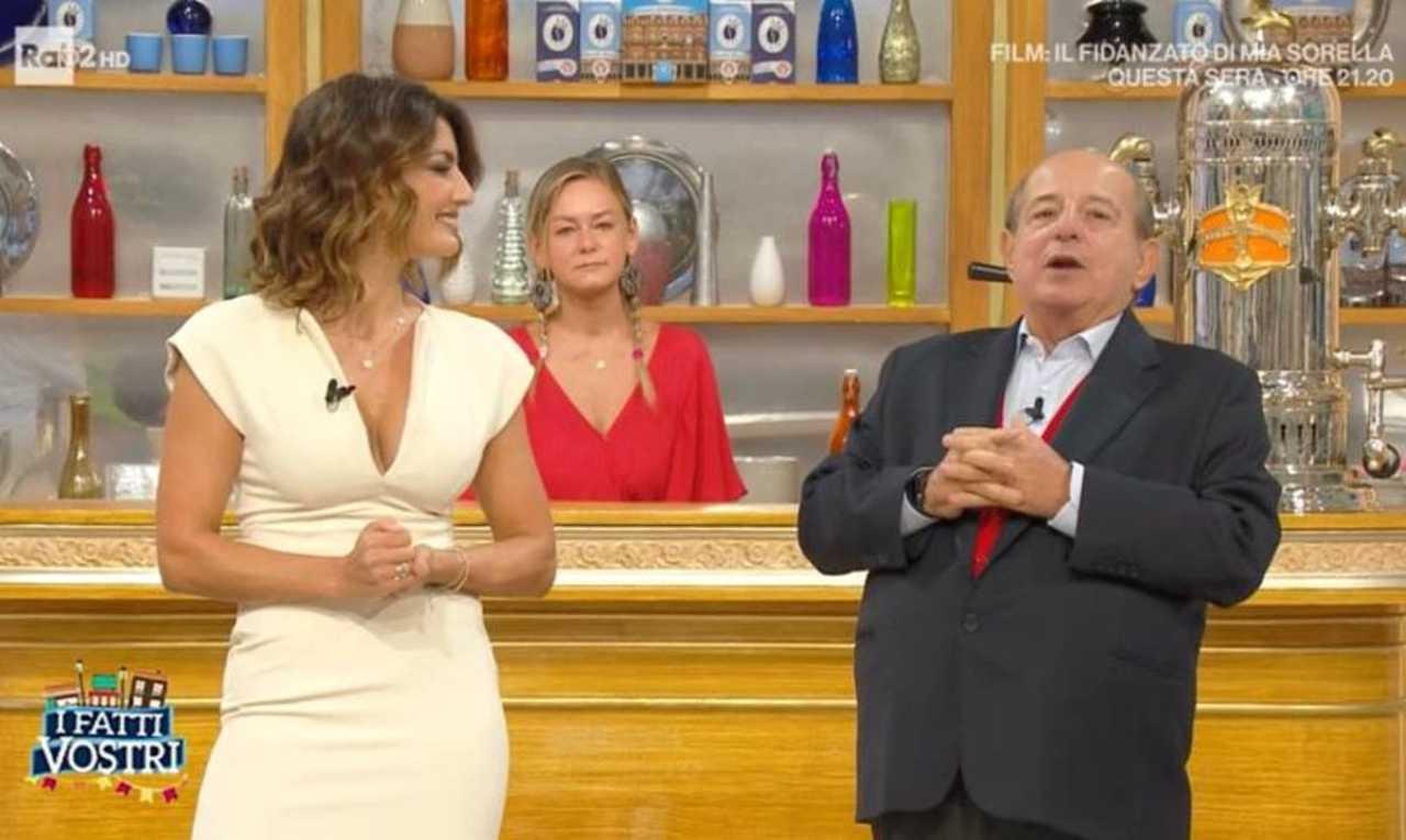 Samanta-Togni-e-Giancarlo-Magalli-a-I-Fatti-Vostri