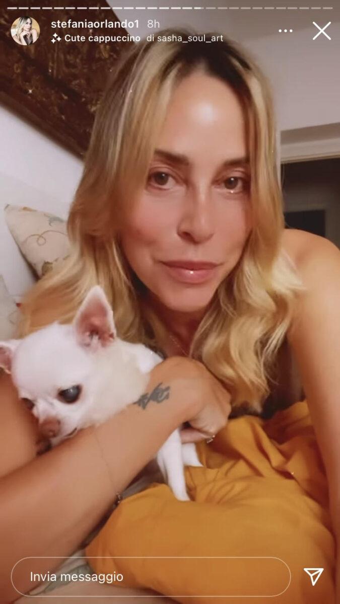 19:00 – Stefania Orlando: l'asta di beneficenza subito dopo Bandolero