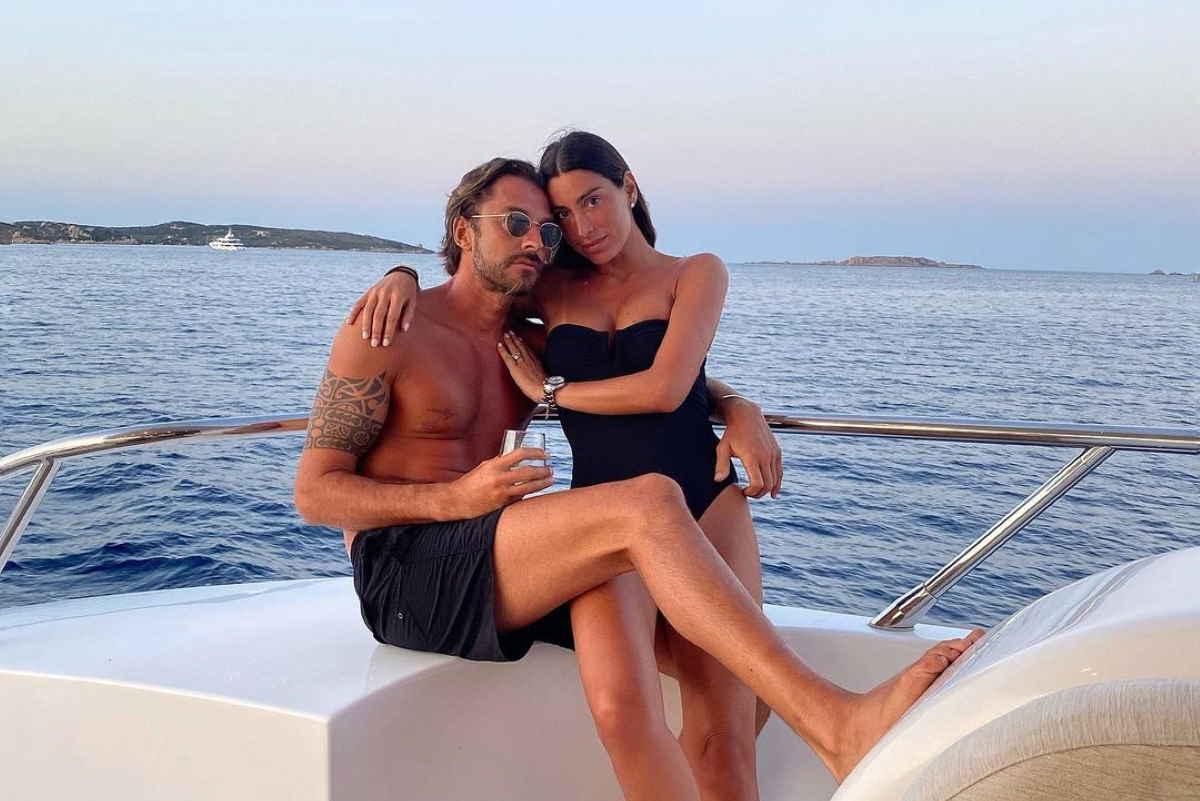 Gianluca Vacchi: l'ex Giorgia Gabriele si è sposata