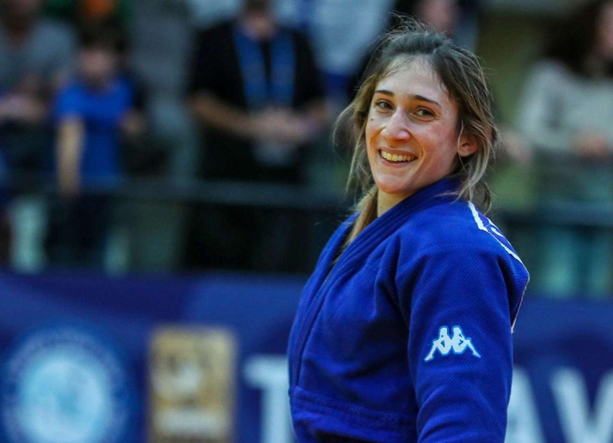 """#Tokyo2020 Judo, Maria Centracchio: """"Il coraggio di rialzarsi"""""""
