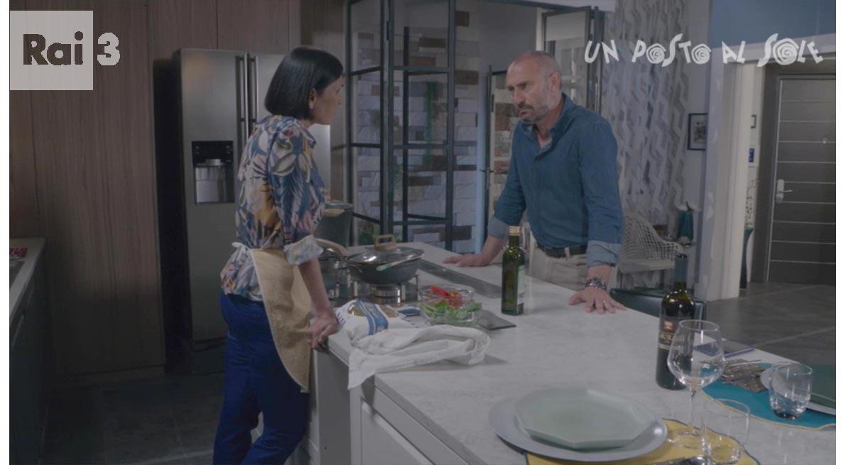 Marina Fabrizio upas cucina