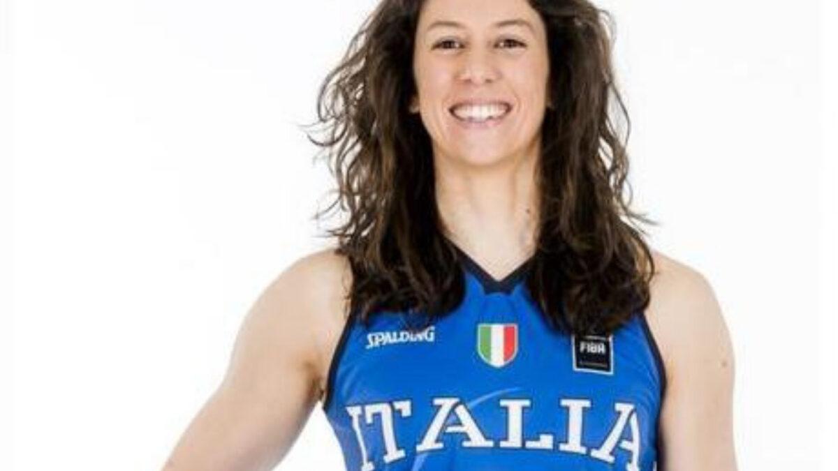 """#Tokyo2020 basket, Giulia Rulli: """"Devi osare e credere nei tuoi sogni"""""""