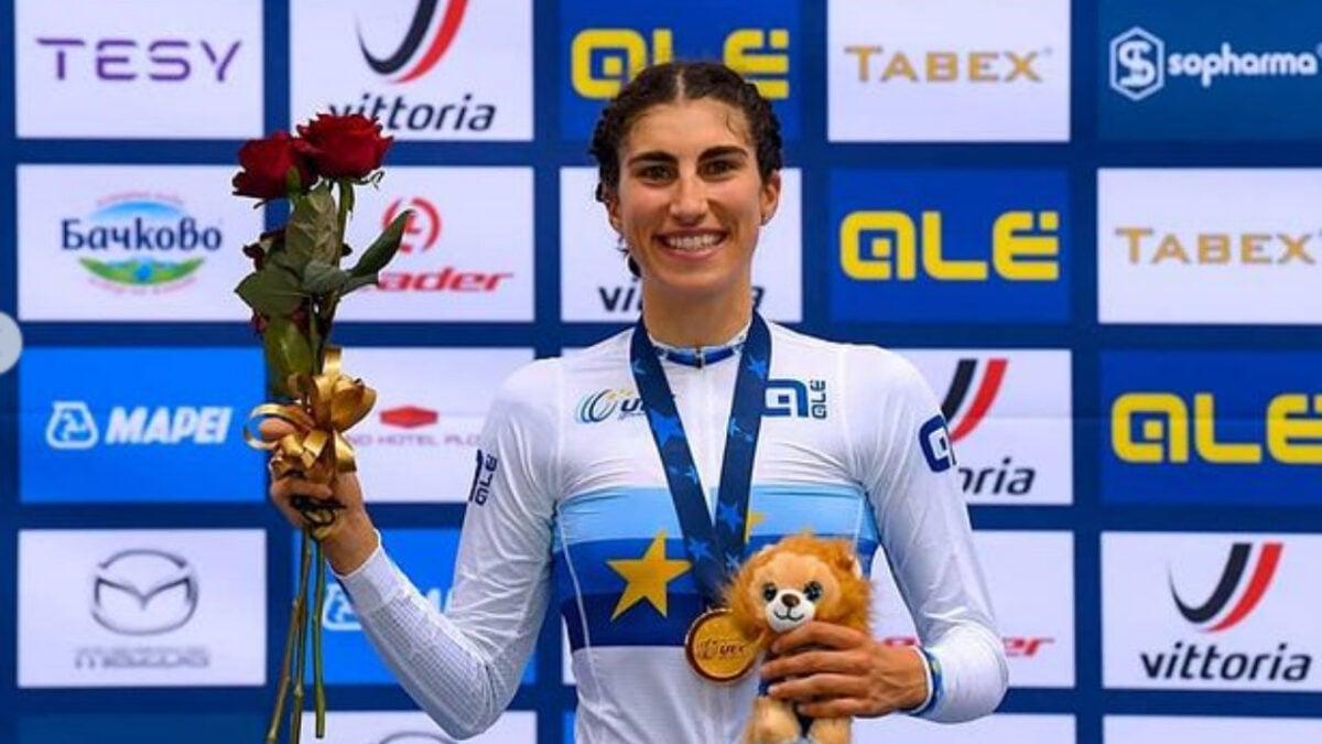 #Tokyo2020 Ciclismo, Elisa Balsamo: la passione per superare le difficoltà