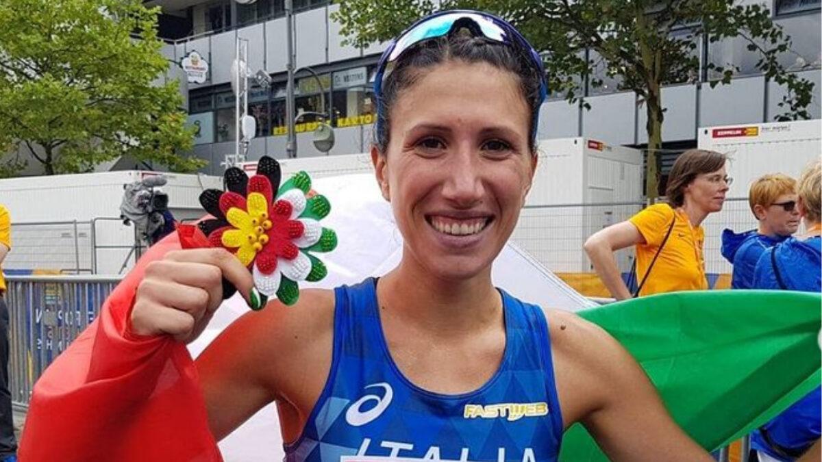 "#Tokyo2020 Atletica, Antonella Palmisano: ""Sii sempre determinato"""