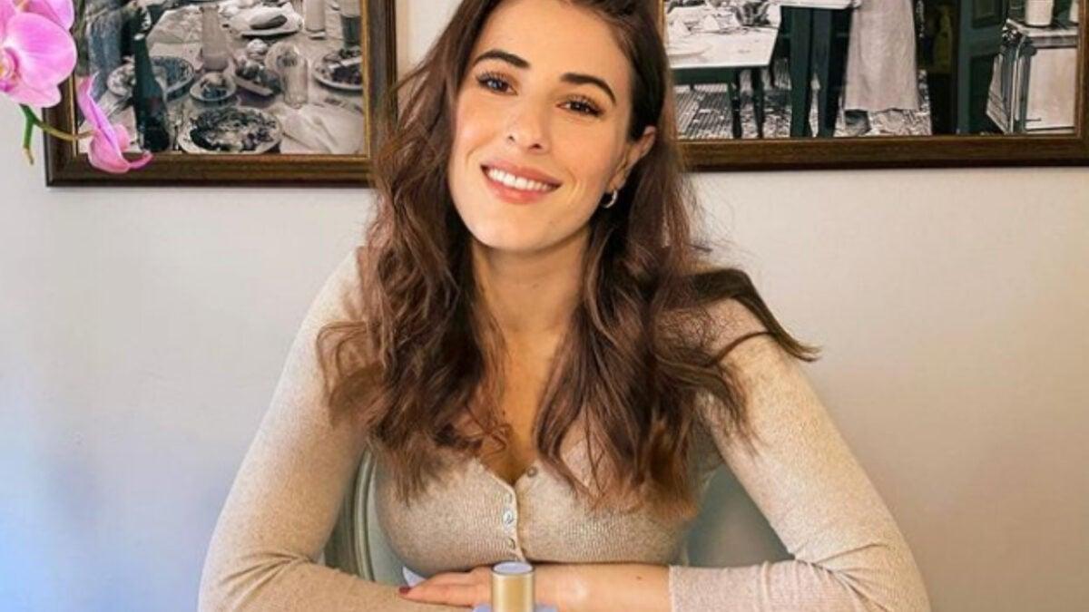 Diana Del Bufalo: does she have a secret love?